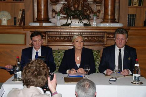 Européennes 2014 : Marine Le Pen à Chartres pour présenter la liste Centre-Auvergne-Limousin | Campagne européennes 2014 | Scoop.it