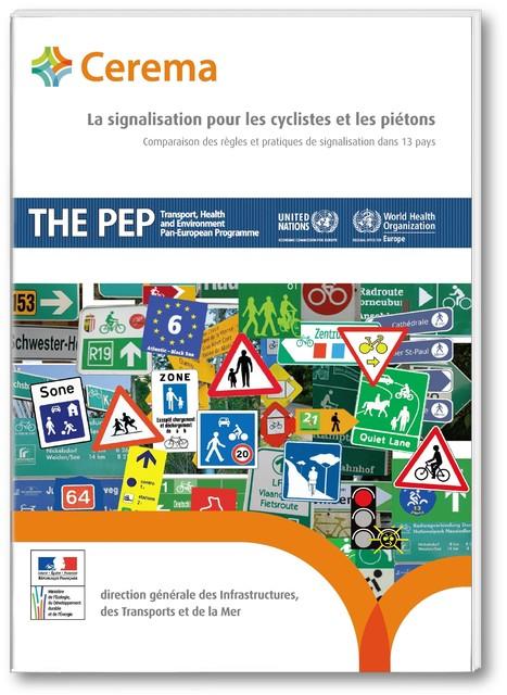 Téléchargement du livre > Signalisation pour les cyclistes et les piétons | RoBot cyclotourisme | Scoop.it