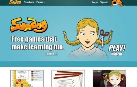 Sumdog, juegos educativos para el aprendizaje de las matemáticas | Educación | Scoop.it