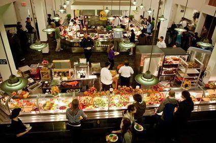 Top 5 Food Trends on College Campuses   Foodie Next   Scoop.it