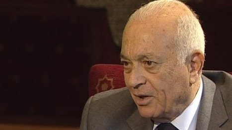 Arab League is 'serious' on Syria   Coveting Freedom   Scoop.it