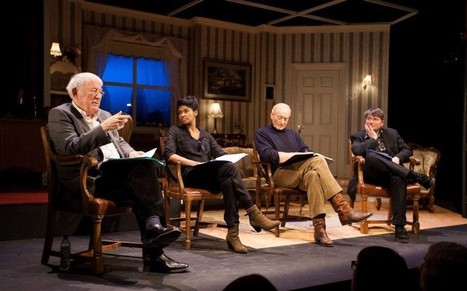 Seamus Heaney and Simon Armitage, Inspirations at the Tricycle Theatre - Telegraph.co.uk | The Good Word:  Poetry | Scoop.it