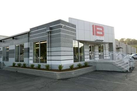 FirstBuild Microfactory grand opening: 'Rewriting manufacturing history' - Insider Louisville | Peer2Politics | Scoop.it