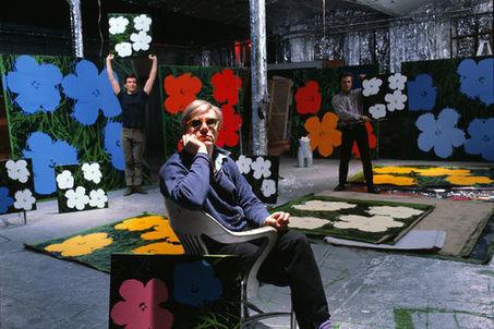 Les couleurs funèbres d'Andy Warhol - Le Monde   L'art Funéraire   Scoop.it