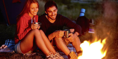 L'amour au camping, c'est prouvé ! | camping l'orée de l'océan vendée | Scoop.it