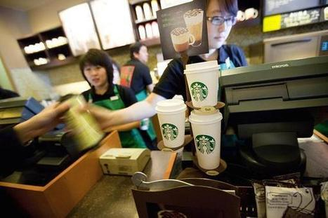 Why a grande latte costs $1 more in China: Starbucks | Buss4 Company Research | Scoop.it