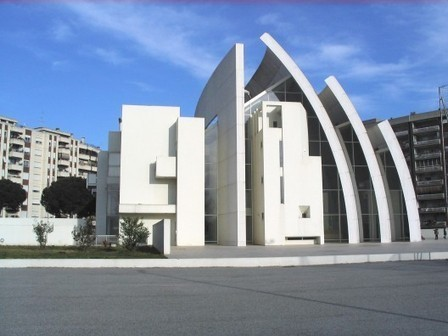 Church of 2000 / Richard Meier | The Architecture of the City | Scoop.it
