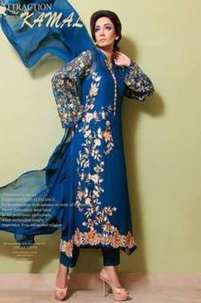 Attraction by Kamal Stylish Wear 2013 For Women   Fashion Website   Scoop.it