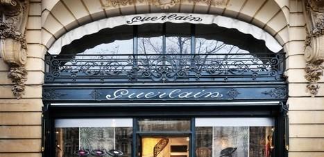 [BEAUTE] Guerlain célèbre la réouverture du 68 Champs Elysées en live via Google+ Hangout - Web and Luxe - Blog Luxe Marketing   Esthétique   Scoop.it
