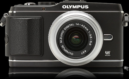Olympus PEN E-P3 Preview | Photography Gear News | Scoop.it