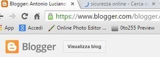 Antonio Luciano Blog : Naviga sicuro: suggerimenti Web per non avere problemi   Web Learning & Offerta Formativa   Scoop.it