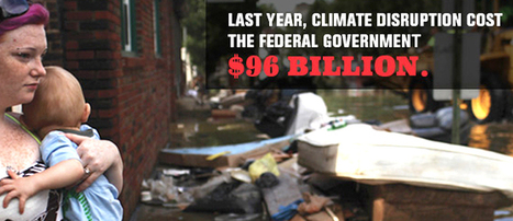 Taxpayers Billed Nearly $100 Billion for Extreme Weather in 2012 | EcoWatch | Scoop.it