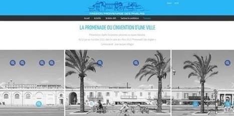 [ARTICLE CLIC] La Promenade des Anglais se visite dorénavant grâce à une exposition virtuelle, constituée d'un panorama interactif | Clic France | Scoop.it
