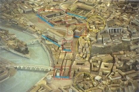 Roma augustea (I): la Urbs antes de Octavio | Qué Aprendemos Hoy | Mundo Clásico | Scoop.it