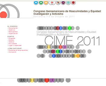 Congreso Iberoamericano de Masculinidades y Equidad 2011 #CIME2011 | Cuidando... | Scoop.it
