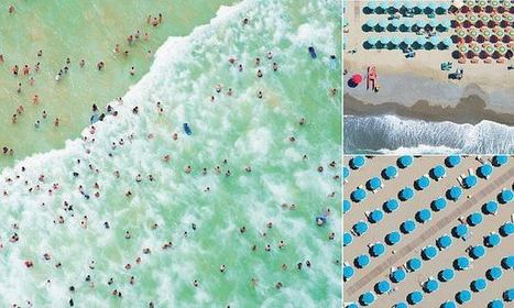 Photographer Captures Stunning Beaches From A Bird's Eye View  | Everything from Social Media to F1 to Photography to Anything Interesting | Scoop.it