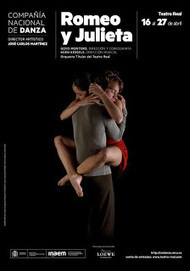 BALLET: Compañía Nacional de Danza. Romeo y Julieta de Goyo Montero   Terpsicore. Danza.   Scoop.it