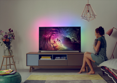Philips Introduces Android-Powered 4K TVs Coming Later This Year | TechCrunch | AiLibrary | Scoop.it