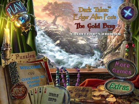 Dark Tales: Edgar Allan Poe's The Gold Bug Walkthrough: From CasualGameGuides.com | Casual Game Walkthroughs | Scoop.it