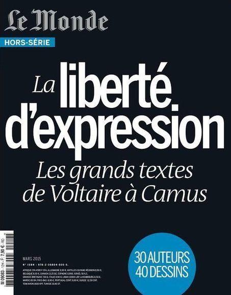 Des archives sur la liberté d'expression et l'histoire du «Monde» | Remue-méninges FLE | Scoop.it