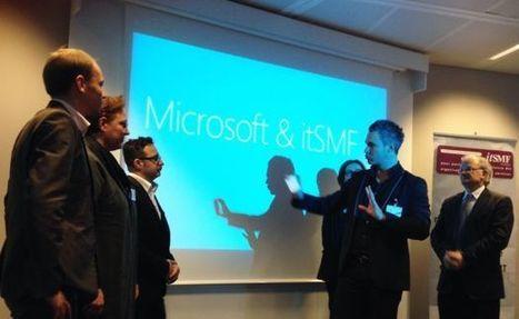 Alistair Kent en Magie Communicante pour Microsoft @AlistairKent | Magie | Scoop.it
