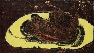 Les estampes noires de Gauguin | Point & Marge, the micro studio | Scoop.it