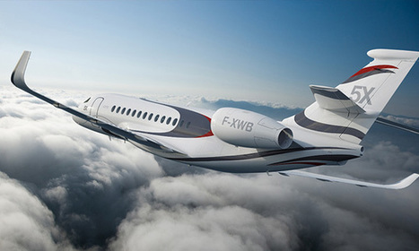 Le nouveau Falcon 5X de Dassault Aviation bientôt révélé à Mérignac | General Aviation | Scoop.it