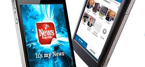 News Republic : un concentré survitaminé de news dans la poche | A l'ère du webmarketing. | Scoop.it