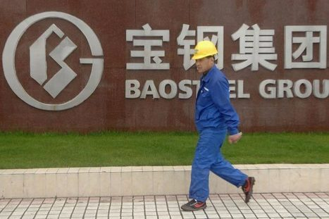 China approves merger of major steelmakers@Global Asia Trader | Global Asia Trader | Scoop.it