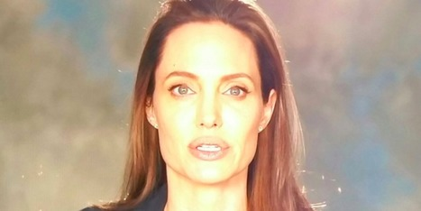 Angelina Jolie Resurfaces In Video Plea To End Child Abuse - The Huffington Post | Denizens of Zophos | Scoop.it