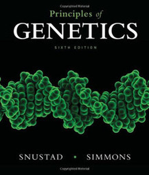 Test Bank For » Test Bank For Principles of Genetics, 6th edition: D. Peter Snustad Download | Biology | Scoop.it