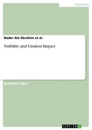 GRIN - Visibility and Citation Impact | Institut Pasteur de Tunis-معهد باستور تونس | Scoop.it