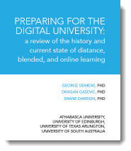 elearnspace › Preparing for the Digital University | Disruptive Innovation in Higher Ed | Scoop.it