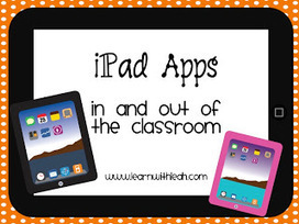 ***Learn With Leah***: iPad Apps In and Out of the Classroom | App-a-Palooza | Scoop.it