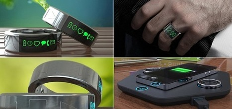 Après les smartwatch, voici Smarty Ring | Innovative & Trendy | Scoop.it