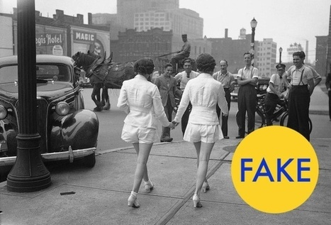 What are some of the most widely circulated fake pictures? | What's new in Visual Communication? | Scoop.it