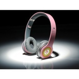 Beats by Dr. Dre Solo Diamond Colorful Headphones Pink MB199 | cheapbeatsbydrdreonline | Scoop.it
