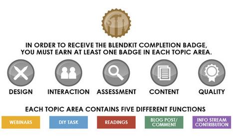 BlendKit Course: Badges | Blended Learning Toolkit | Badges for Lifelong Learning | Scoop.it