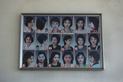 These Are North Korea's 28 State-Approved Hairstyles | Vloasis humor | Scoop.it