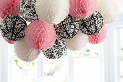 DIY Party Honeycomb Balls | DIY Craft Ideas For The Home | Scoop.it