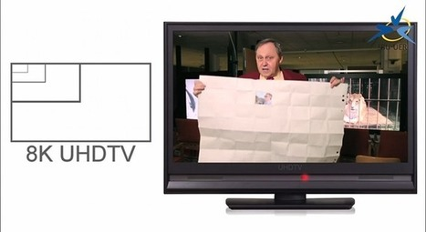 Ultra HD TV: the future of 2D TV in two parts   FutureChronicles   Scoop.it