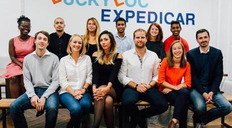 Auto. Cofondé par une Lorientaise, LuckyLoc lève deux millions d'euros | Coopération, libre et innovation sociale ouverte | Scoop.it