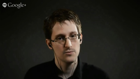 "Edward Snowden's Privacy Tips: ""Get Rid Of Dropbox,"" Avoid Facebook And ... - TechCrunch (blog) 