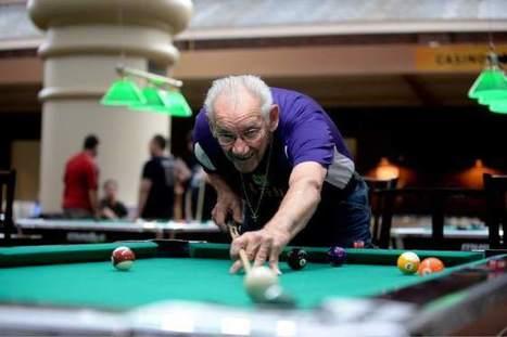 Pool icon's team keeps tourney hope alive - The Advocate | Pool & Billiards | Scoop.it