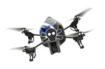 Pirate Bay Torrent drones could soar over piracy rules | Raspberry Pi | Scoop.it