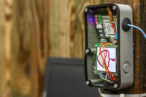 Raspberry Pi Solar Weather Station | Heron | Scoop.it