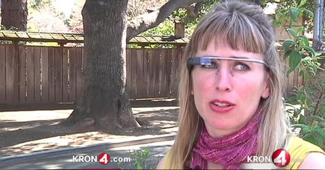 Teck Report: Google Glass User Gets UnwantedAttention | Les PME innovantes et La Poste | Scoop.it