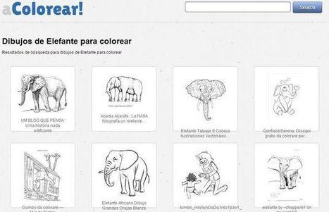 aColorear, buscador de dibujos para colorear para niños   Recull diari   Scoop.it