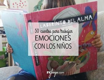 50 cuentos para trabajar las emociones con los niños | Recull diari | Scoop.it