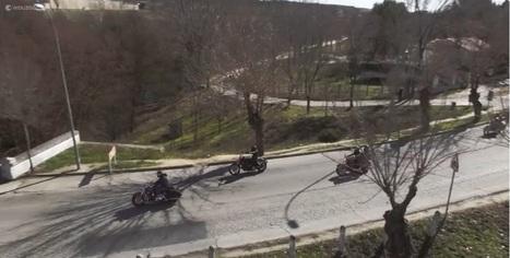 Vídeo: Disfrutando por la sierra de Madrid con @Harleys4u | Reflejos | Scoop.it